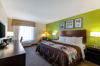 Hotel - Sleep Inn & Suites near Fort Hood