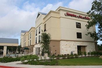 奧斯丁雪松公園雷克萊恩歡朋套房飯店 Hampton Inn & Suites Austin Cedar Park-Lakeline
