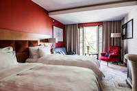 Executive Room, 2 Twin Beds, Courtyard View