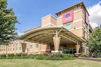Hotel - Comfort Suites Bentonville - Rogers