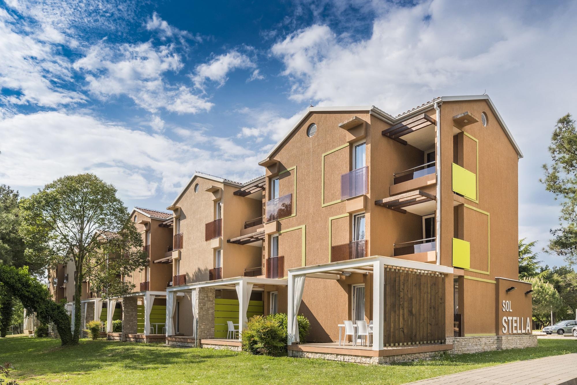Apartments Sol Stella For Plava Laguna, Umag