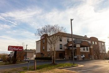 紐波特紐斯 - 約克鎮紅屋頂飯店 Red Roof Inn Newport News - Yorktown