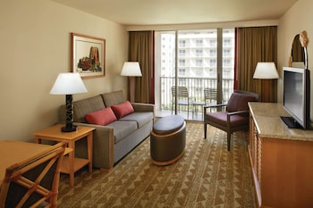 Suite, 1 Bedroom, Accessible, City View (Mobility Hearing and Bathtub)