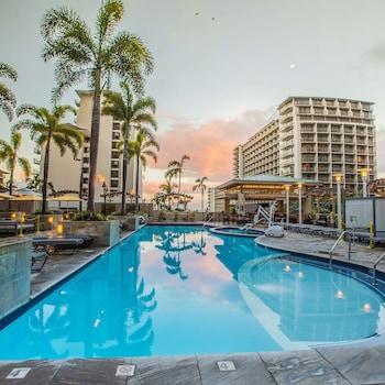 希爾頓威基基海灘漫步大使套房飯店 Embassy Suites by Hilton Waikiki Beach Walk