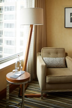 Deluxe Room, 2 Double Beds (Space Needle View)
