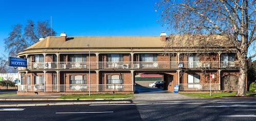 Albury Townhouse Motel, Albury
