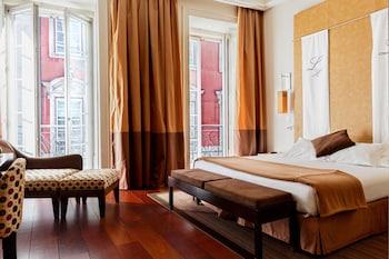 Hotel - Heritage Avenida Liberdade, a Lisbon Heritage Collection