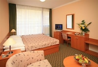Comfort Double Room, Balcony, City View