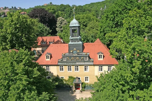 Radebeul - Hotel Villa Sorgenfrei & Restaurant Atelier Sanssouci - z Gdańska, 16 kwietnia 2021, 3 noce