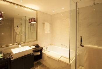 Lee Garden Service Apartment - Beijing - Bathroom  - #0
