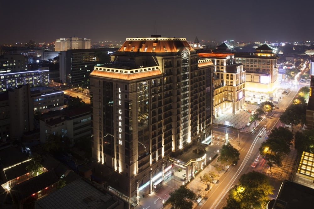 リー ガーデン サービス アパートメント 北京 (北京丽苑公寓)
