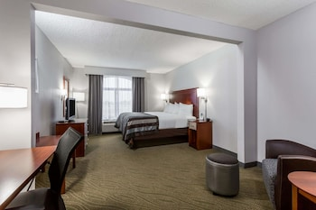 Guestroom at Wingate by Wyndham Chesapeake in Chesapeake