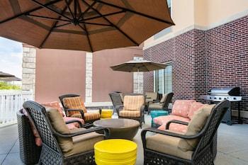 西奧馬哈希爾頓花園飯店 Hilton Garden Inn Omaha West