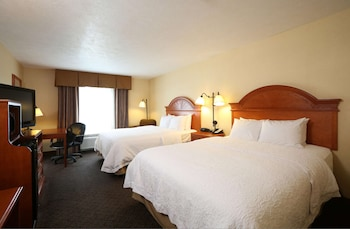 Standard Room, 2 Queen Beds, Accessible (Roll-In)