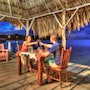The thumbnail of Couples Dining large image