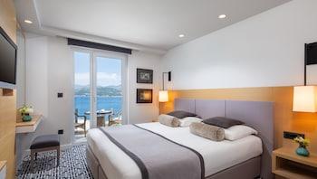 Premium Oda, Balkon, Deniz Manzaralı