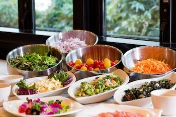 HOTEL MONTEREY HANZOMON Breakfast buffet
