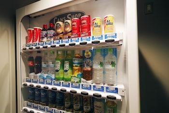 HOTEL MONTEREY HANZOMON Vending Machine