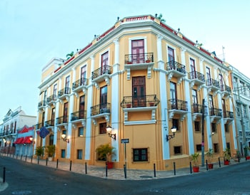 Hotel - Antiguo Hotel Europa