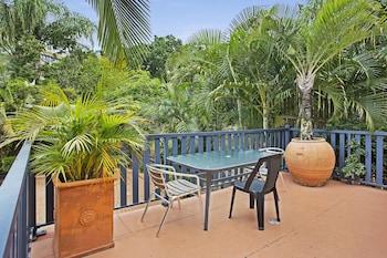 Econo Lodge City Palms Brisbane - Terrace/Patio  - #0