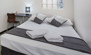 Guestroom at City Palms Brisbane in Fortitude Valley