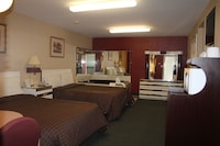 Double Room, 2 Double Beds, Jetted Tub