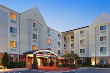 小石城西燭木飯店 Candlewood Suites West Little Rock, an IHG Hotel