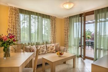 Family Apart Daire, 1 Yatak Odası, Balkon