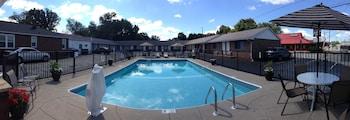 Hotel - Moonlite Motel Niagara Falls