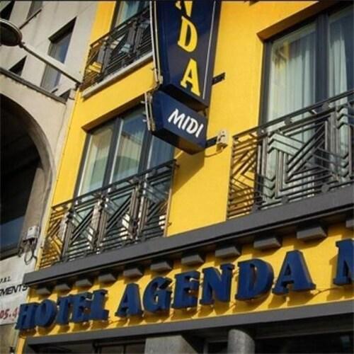 Hotel Midi-Zuid, Bruxelles