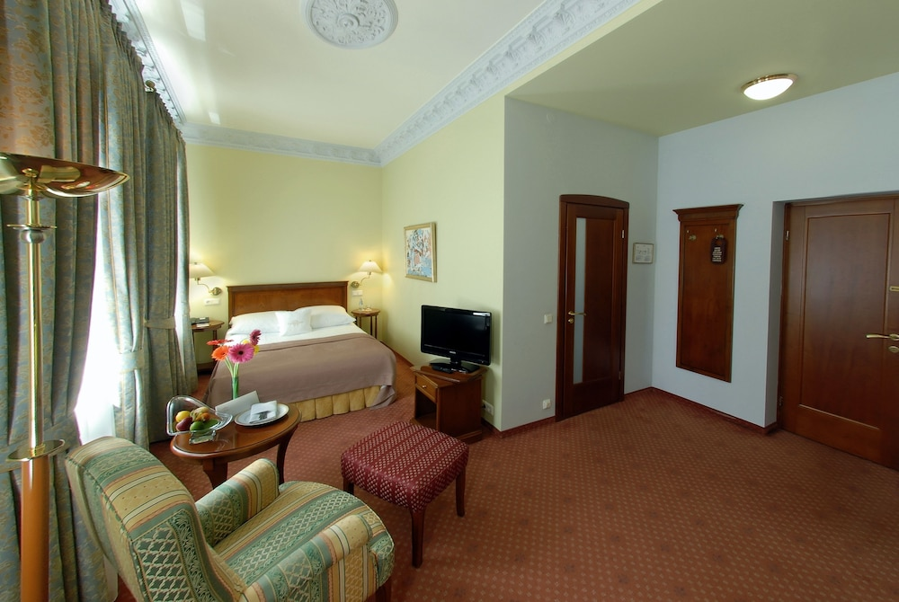 그로트후스 부티크 호텔(Grotthuss Boutique Hotel) Hotel Image 28 - Living Area