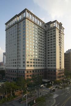首爾皇宮森麻實飯店