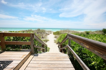 The Beach on Longboat Key by RVA