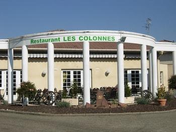 . Hôtel Les Colonnes