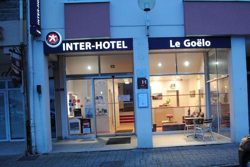 . The Originals City, Hôtel Le Goëlo, Paimpol (Inter-Hotel)