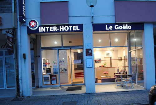 __{offers.Best_flights}__ The Originals City, Hôtel Le Goëlo, Paimpol (Inter-Hotel)