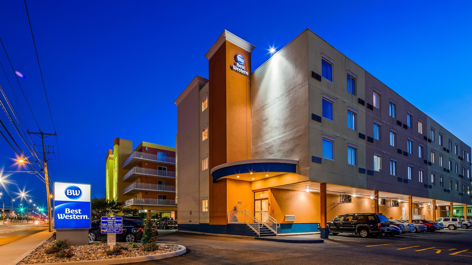 Best Western Ocean City Hotel & Suites, Worcester