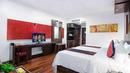 Deluxe Double Room-free One Way Airport Pick-up