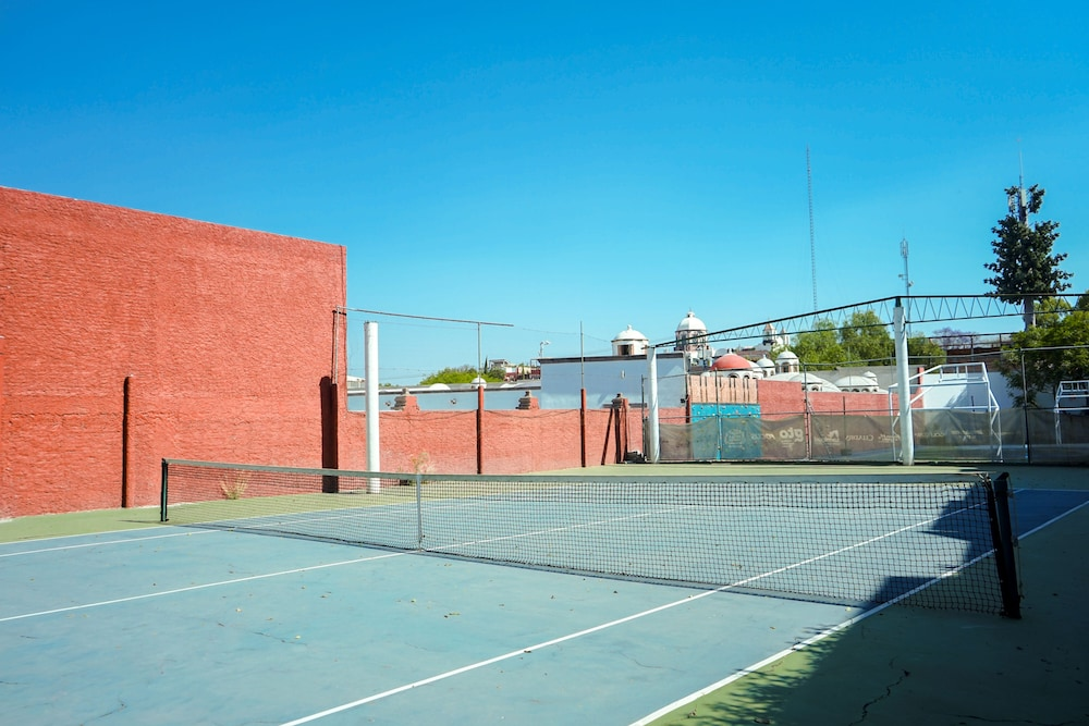 Tennis and Basketball Courts 23 of 99