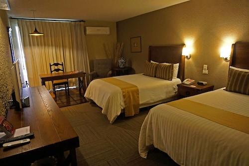 Hotel Real De Minas, Allende