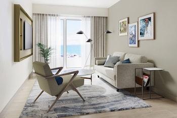 Junior Suite, 1 Bedroom, Balcony, Park View