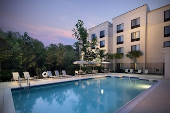 基因斯維爾萬豪春丘飯店 SpringHill Suites by Marriott Gainesville