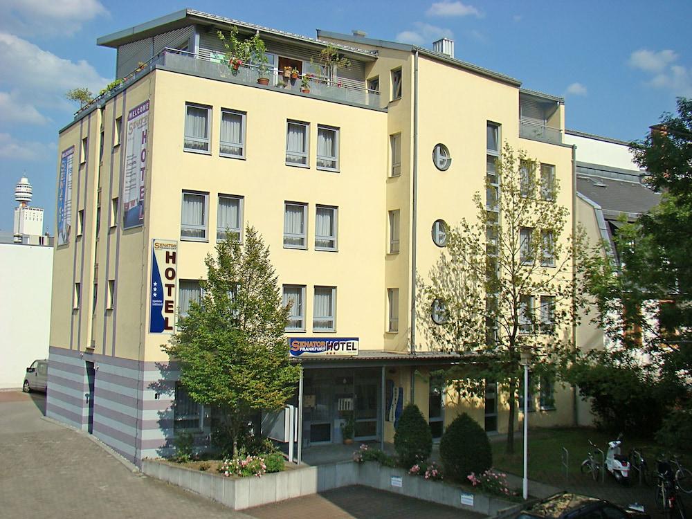 G ホテル ホテル & リビング フランクフルト - ザクセンハウゼン