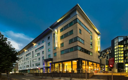 Leeds - Holiday Inn Express Leeds City Centre Armouries - z Krakowa, 19 marca 2021, 3 noce