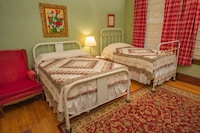 Standard Room, Multiple Beds, Private Bathroom (Standard Double and Single Bed 204)