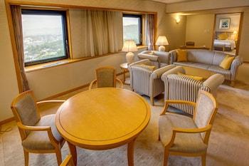 OKAYAMA INTERNATIONAL HOTEL In-Room Dining