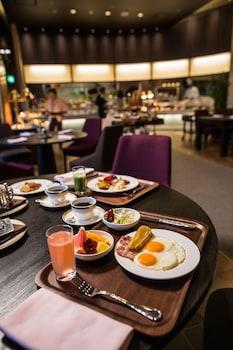 OKAYAMA INTERNATIONAL HOTEL Breakfast Area