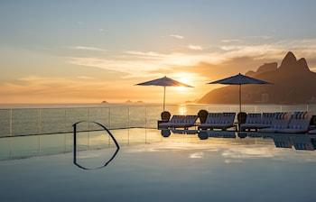 里約熱內盧法薩諾飯店 Hotel Fasano Rio de Janeiro