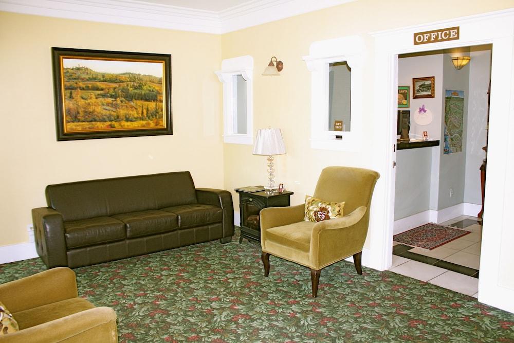 산타 파울라 인(Santa Paula Inn) Hotel Image 20 - 로비 라운지