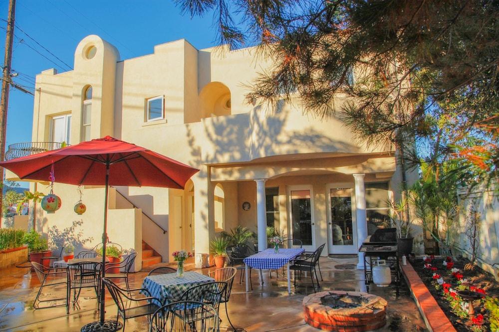 산타 파울라 인(Santa Paula Inn) Hotel Image 35 - 안뜰